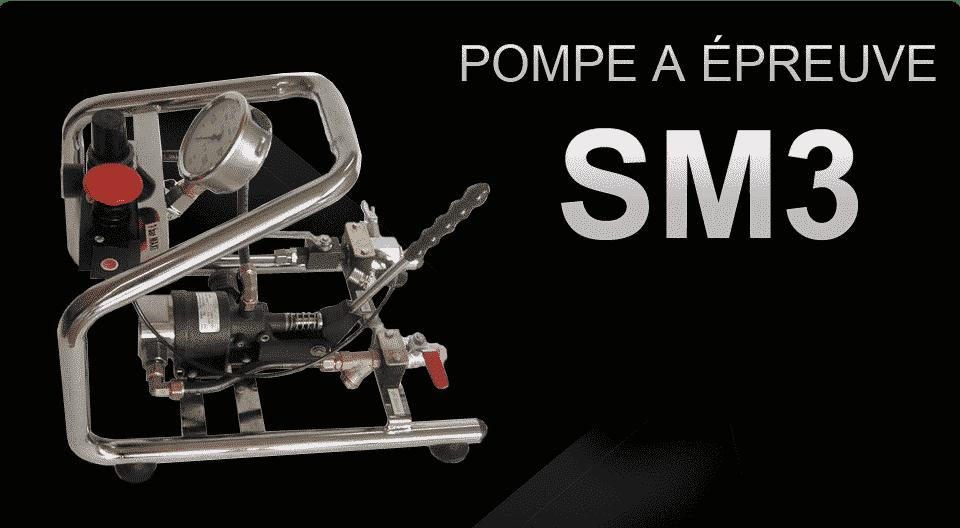 Pompes preuve techforce - Pompe a epreuve ...